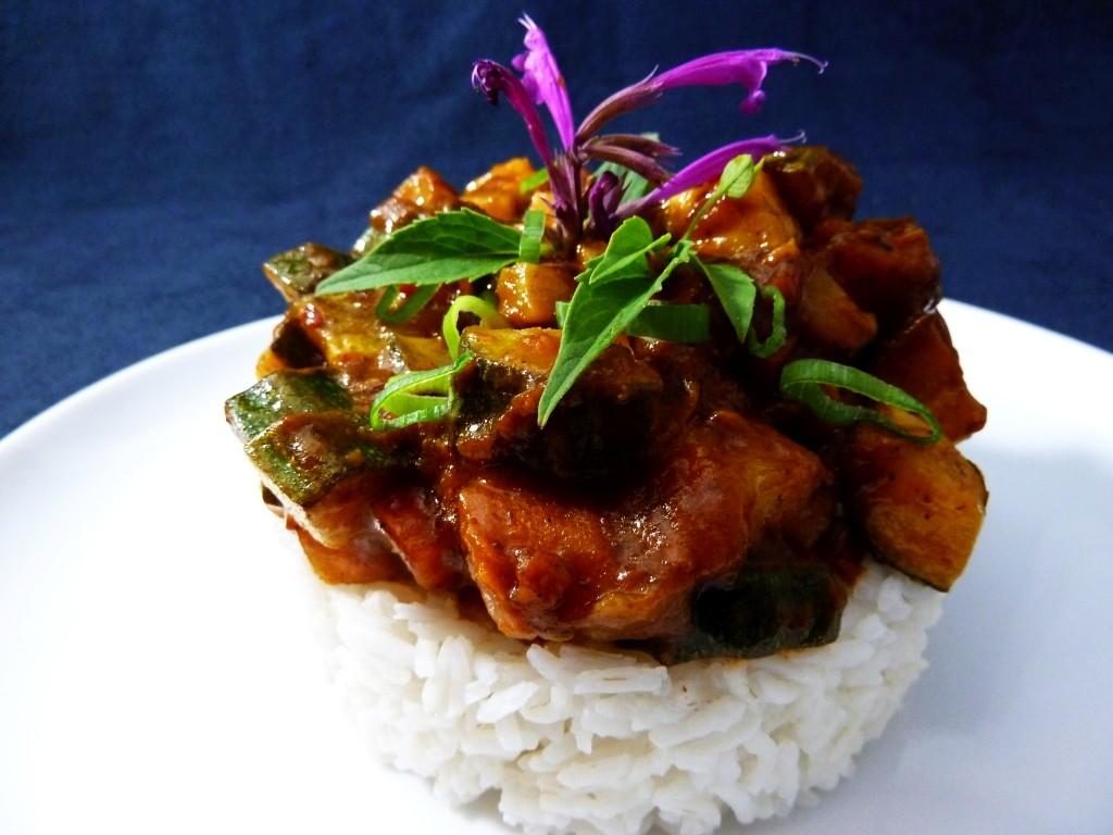 Curry Gemüse Madras 2